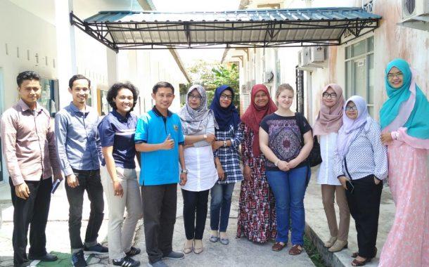 Teknik Informatika FT UMRAH terima mahasiswa asing Program Student Mobility Exchange.