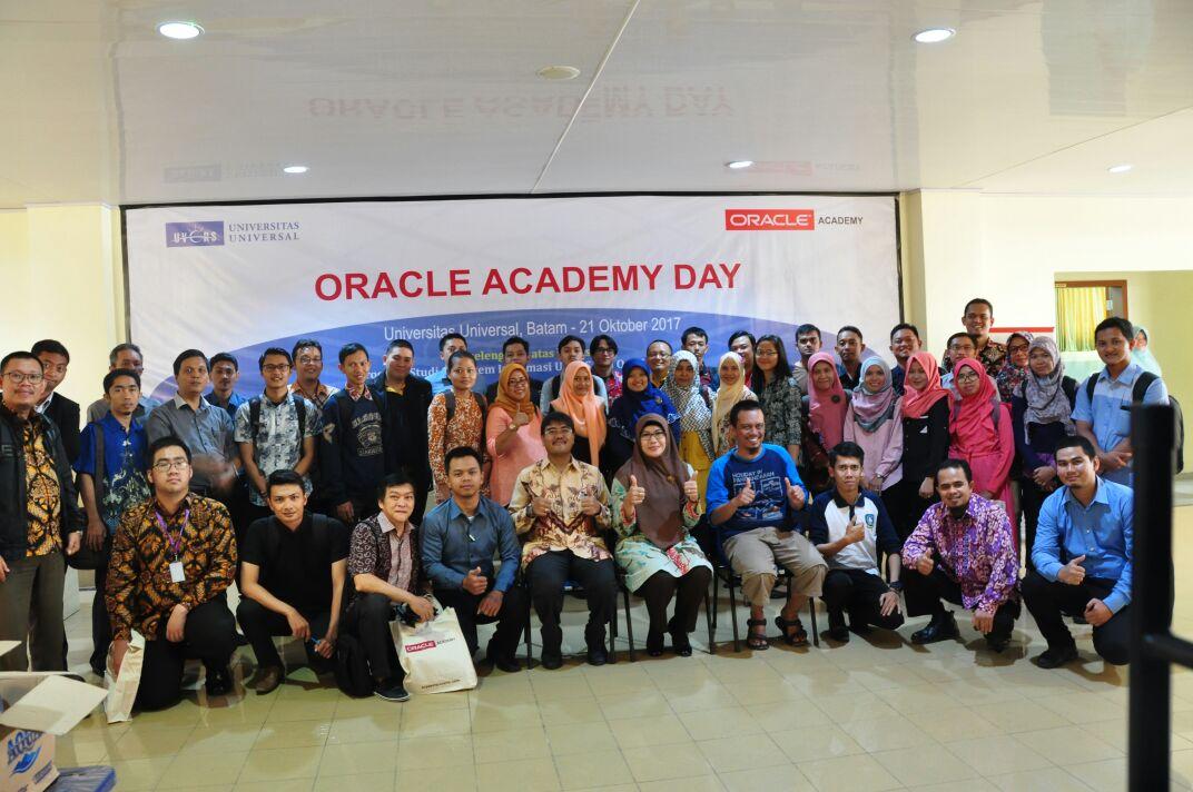 Tingkatkan kapasitas institusi, UMRAH jalin kerjasama dengan Oracle Academy