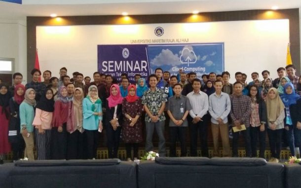 Mencari Solusi untuk permasalahan Maritim dengan Cloud Computing   Seminar Jurusan Teknik Informatika Umrah