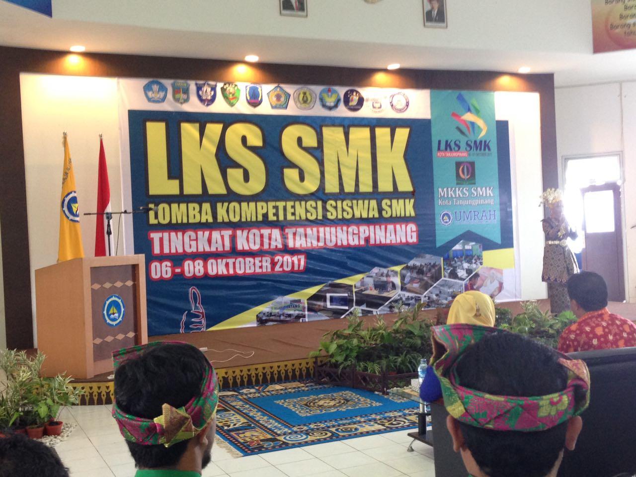 Lomba Kompetensi Siswa SMK Tingkat Kota Tanjungpinang