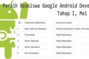 Mahasiswa Informatika UMRAH raih Google Android Developer Scholarship