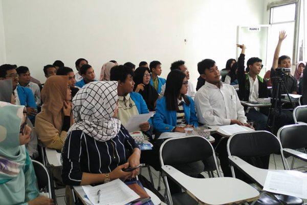 antusiasme mahasiswa