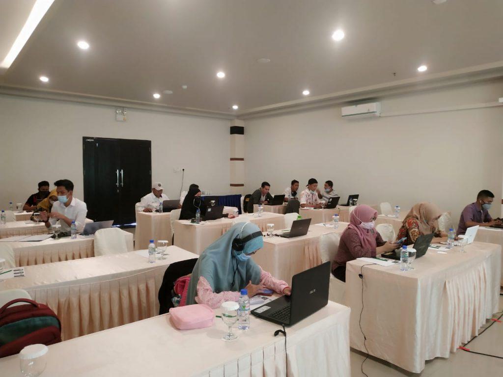 Bersiap Jalani Merdeka Belajar, TI UMRAH Laksanakan Workshop Penyusunan Kurikulum MBKM